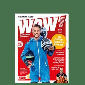 MediaMarkt Club Magazin WOW! 3/2017