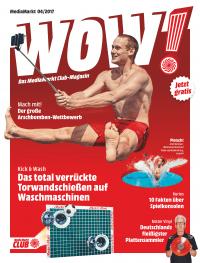 MediaMarkt Clubmagazin WOW! 04 2017
